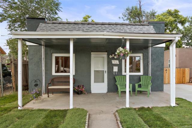 3351 W Ohio Avenue, Denver, CO 80219 (#7408227) :: The Griffith Home Team