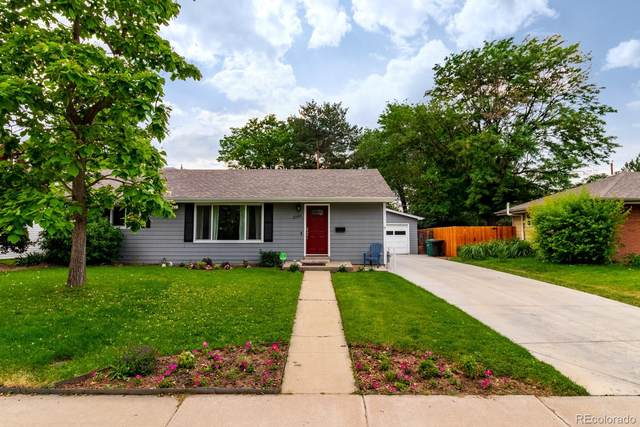2585 S Birch Street, Denver, CO 80222 (#7408503) :: Peak Properties Group
