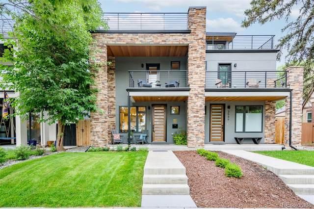 3547 N Vallejo Street, Denver, CO 80211 (#7408669) :: Finch & Gable Real Estate Co.