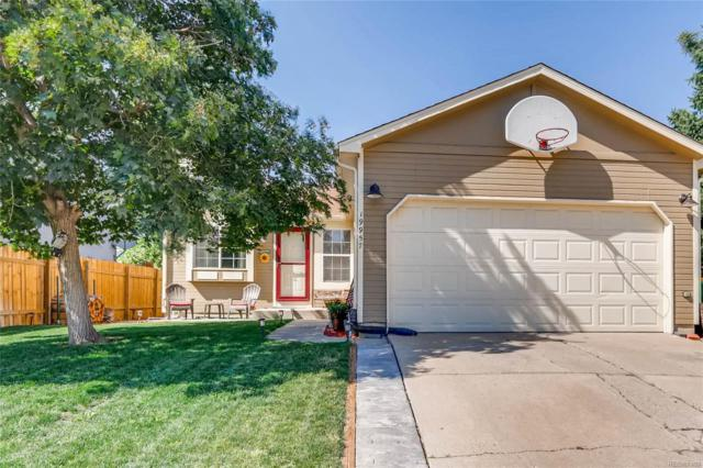 19957 E Wagontrail Drive, Centennial, CO 80015 (#7408986) :: Structure CO Group