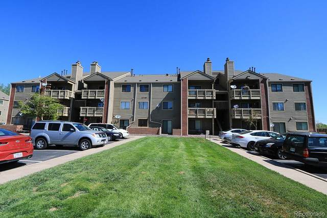 10785 W 63rd Place #204, Arvada, CO 80004 (#7409003) :: The Dixon Group
