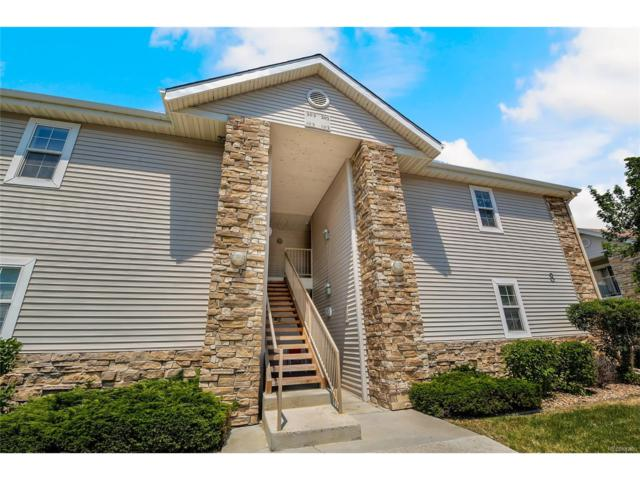 5581 W 76th Avenue #102, Arvada, CO 80003 (MLS #7409845) :: 8z Real Estate