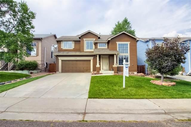 9389 W Ute Drive, Littleton, CO 80128 (MLS #7409895) :: 8z Real Estate