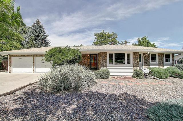 10335 W Glennon Drive, Lakewood, CO 80226 (#7409949) :: House Hunters Colorado