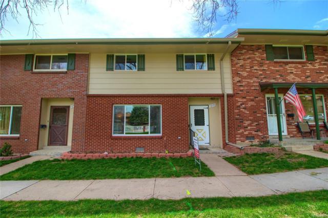 12591 W Alameda Drive, Lakewood, CO 80228 (#7410084) :: The Peak Properties Group