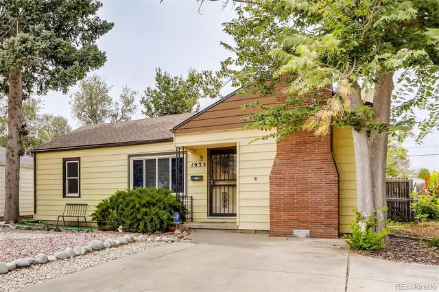 1935 Nome Street, Aurora, CO 80010 (#7410799) :: The DeGrood Team