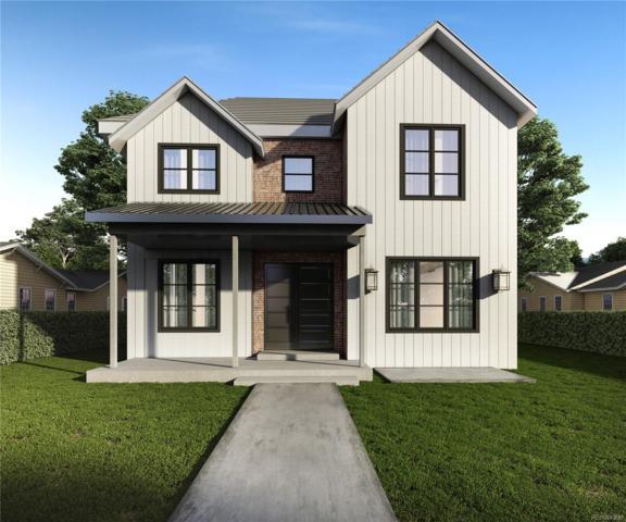1427 S Saint Paul Street, Denver, CO 80210 (#7411306) :: The Peak Properties Group