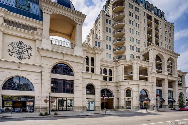 975 N Lincoln Street 4A-N, Denver, CO 80203 (#7411667) :: Chateaux Realty Group