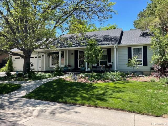 8055 S Logan Drive, Littleton, CO 80122 (#7411768) :: Kimberly Austin Properties