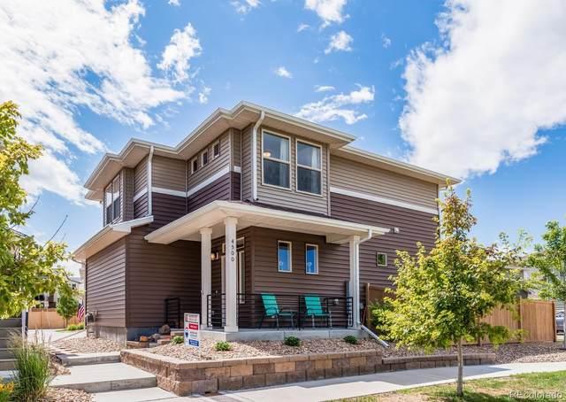 4500 Elegant Street, Castle Rock, CO 80109 (#7411838) :: My Home Team