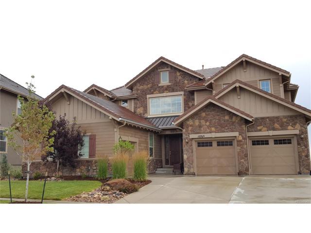 10769 Sundial Rim Road, Highlands Ranch, CO 80126 (MLS #7411865) :: 8z Real Estate