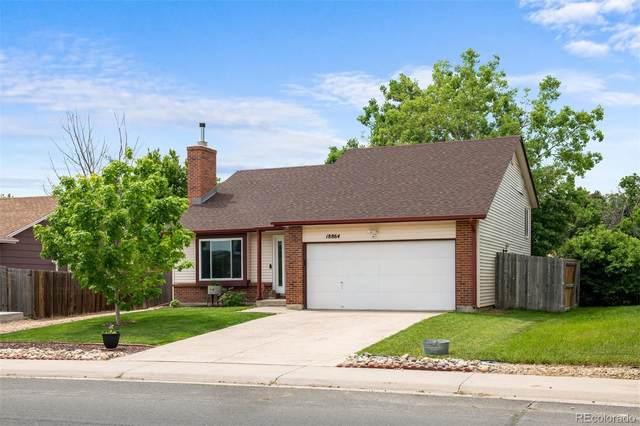 18864 E Colorado Drive, Aurora, CO 80017 (#7411877) :: The Griffith Home Team
