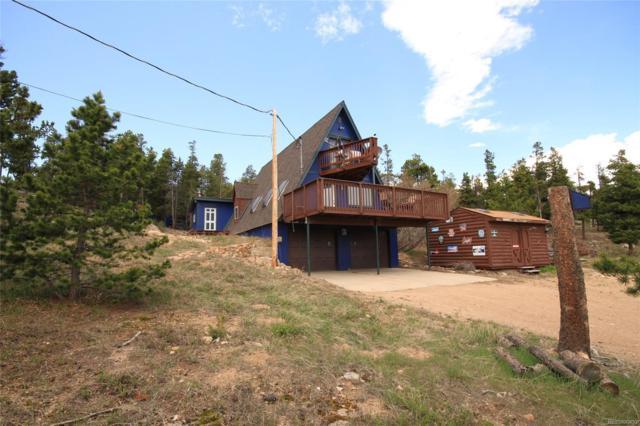 490 Camp Eden Road, Golden, CO 80403 (#7412117) :: The Peak Properties Group