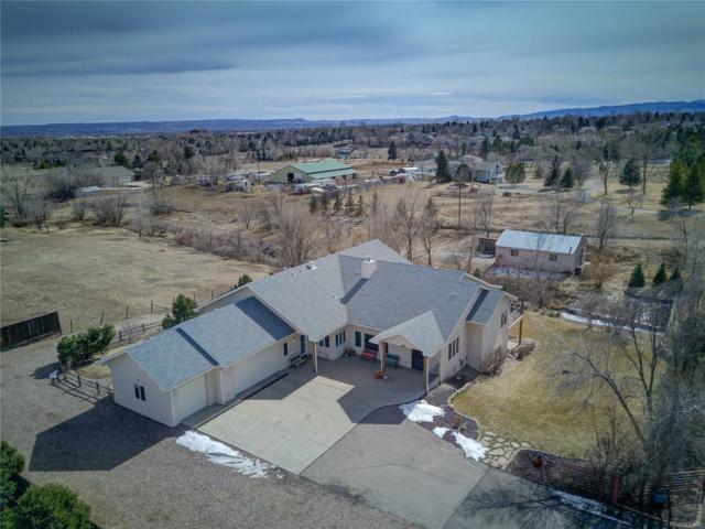 5270 S Miller Street, Littleton, CO 80127 (MLS #7412555) :: 8z Real Estate