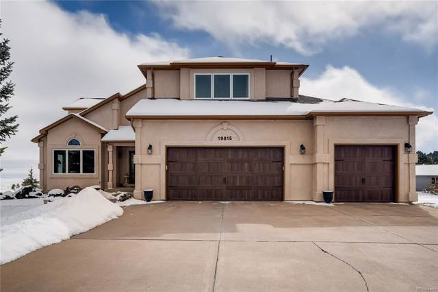 19815 Sundance Trail, Monument, CO 80132 (#7412941) :: 5281 Exclusive Homes Realty