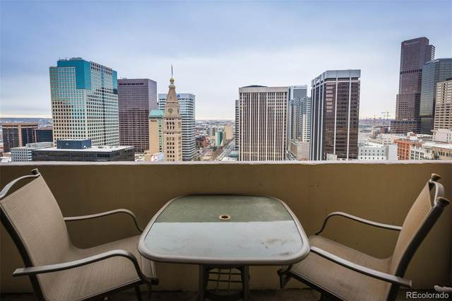 1020 15th Street 24G, Denver, CO 80202 (#7413275) :: Briggs American Properties