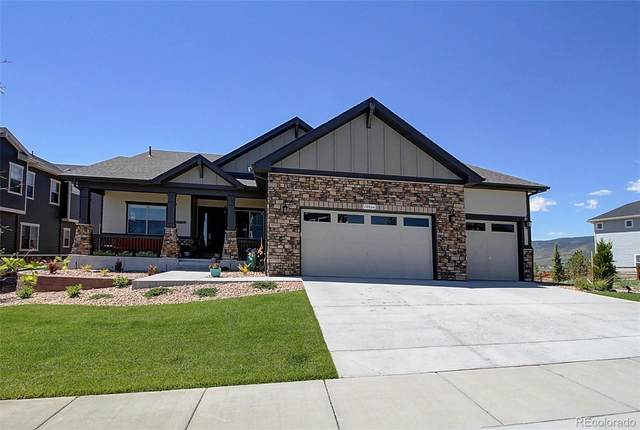 18866 W 87th Lane, Arvada, CO 80007 (MLS #7413423) :: Keller Williams Realty