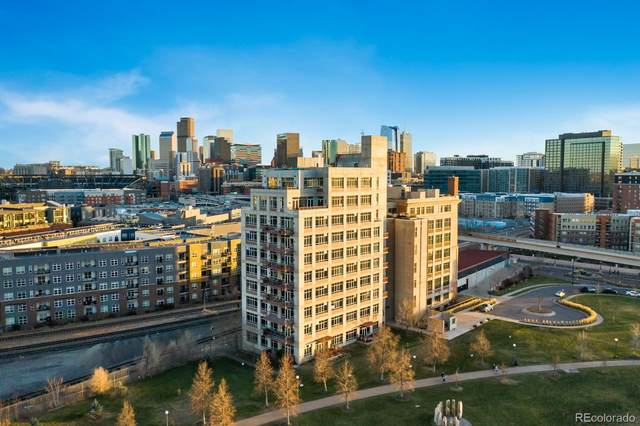 2000 Little Raven Street #403, Denver, CO 80202 (#7413647) :: Stephanie Fryncko | Keller Williams Integrity