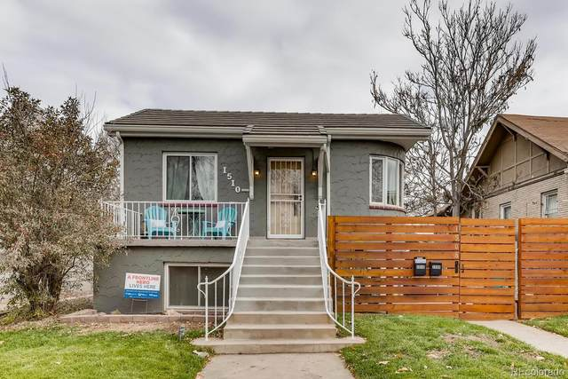 1508 Dahlia Street, Denver, CO 80220 (#7413837) :: Chateaux Realty Group