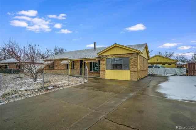 710 Troy Street, Aurora, CO 80011 (#7415090) :: The Peak Properties Group