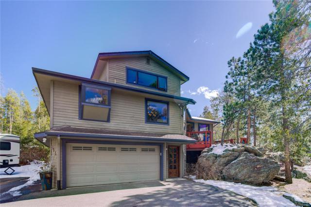 7636 Centaur Drive, Evergreen, CO 80439 (#7415324) :: The Peak Properties Group