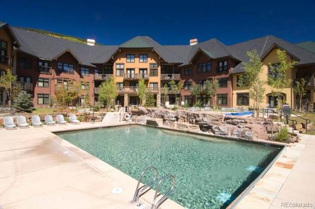 172 Beeler Place 215A, Copper Mountain, CO 80443 (#7415928) :: The DeGrood Team