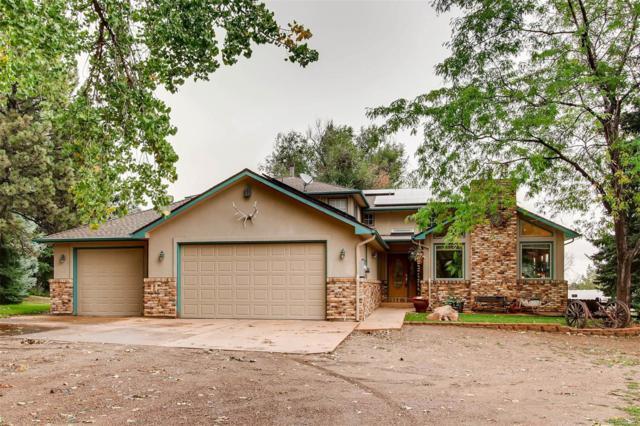 5290 Easley Road, Golden, CO 80403 (#7416043) :: The Peak Properties Group