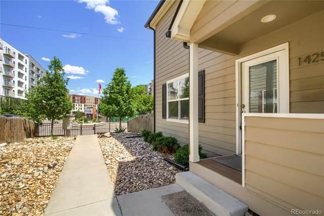 1425 Irving Street, Denver, CO 80204 (MLS #7416154) :: 8z Real Estate