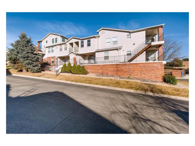 1646 S Deframe Street C7, Lakewood, CO 80228 (#7416207) :: The Griffith Home Team