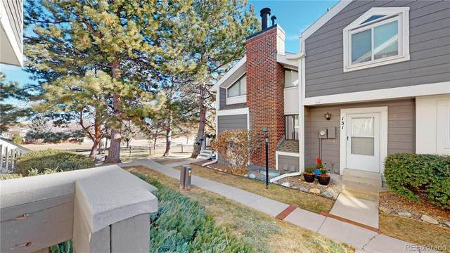 6545 W 84th Way #122, Arvada, CO 80003 (MLS #7416317) :: 8z Real Estate