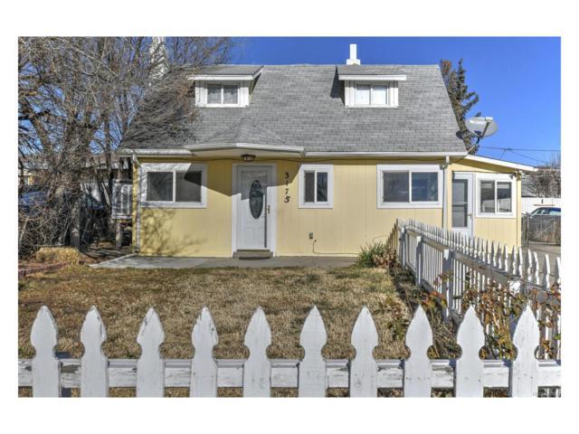 3175 W 64th Avenue, Denver, CO 80221 (MLS #7416607) :: 8z Real Estate