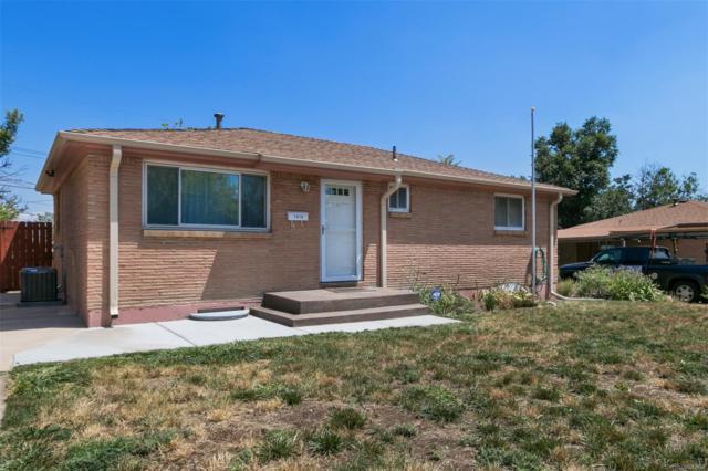 7970 Mona Court, Denver, CO 80221 (MLS #7416858) :: 8z Real Estate