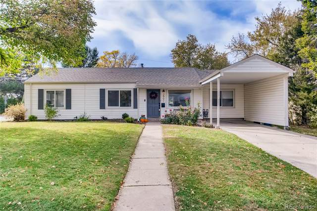 2991 S Fairfax Street, Denver, CO 80222 (MLS #7416981) :: Kittle Real Estate