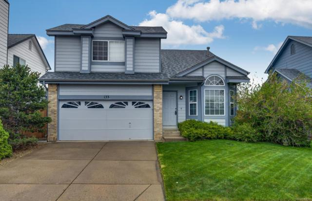 133 S Amherst Street, Castle Rock, CO 80104 (#7417092) :: The Heyl Group at Keller Williams