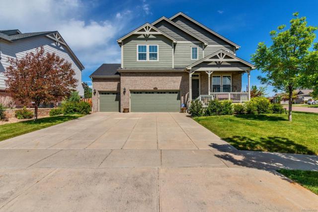 25809 E Polk Place, Aurora, CO 80016 (MLS #7417196) :: Keller Williams Realty