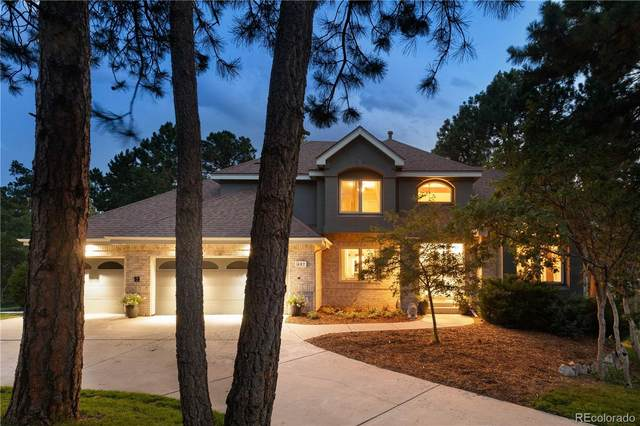 487 Hyland Drive, Castle Rock, CO 80108 (#7417804) :: The Heyl Group at Keller Williams