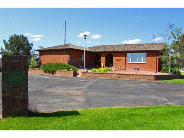 17483 County Road 44, La Salle, CO 80645 (MLS #7417979) :: 8z Real Estate