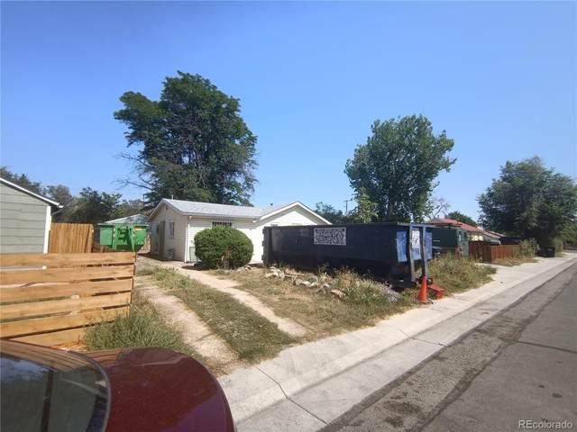 3643 W Custer Place, Denver, CO 80219 (MLS #7417988) :: Keller Williams Realty