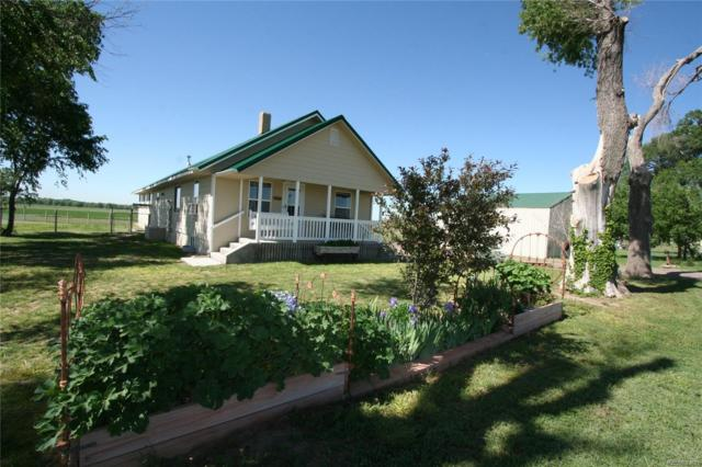 21892 County Road T.5 Road, Fort Morgan, CO 80723 (#7418063) :: Bring Home Denver