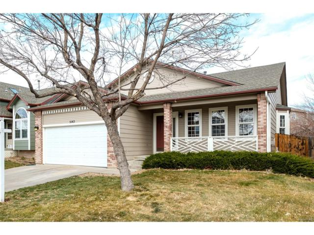 5142 S Lisbon Way, Centennial, CO 80015 (#7418246) :: The Galo Garrido Group