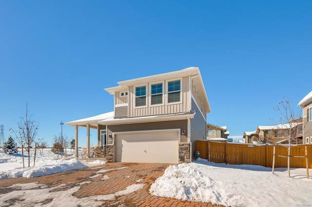 18132 E 104th Way, Commerce City, CO 80022 (MLS #7419218) :: 8z Real Estate