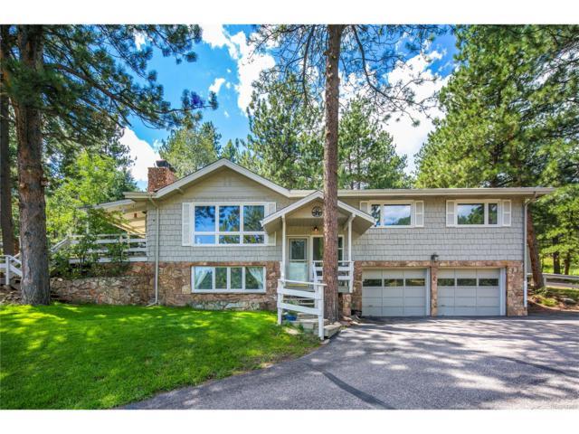 1987 Wieler Road, Evergreen, CO 80439 (MLS #7419459) :: 8z Real Estate