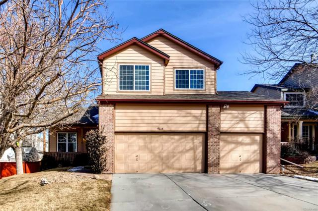 9718 Red Oakes Drive, Highlands Ranch, CO 80126 (MLS #7420039) :: Kittle Real Estate