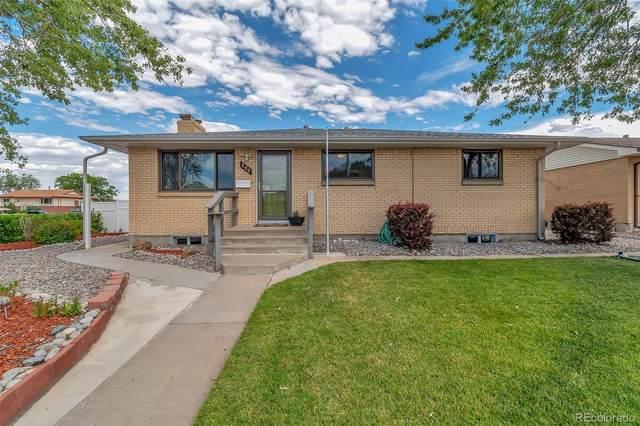 290 N 14th Avenue, Brighton, CO 80601 (#7420267) :: Colorado Home Finder Realty