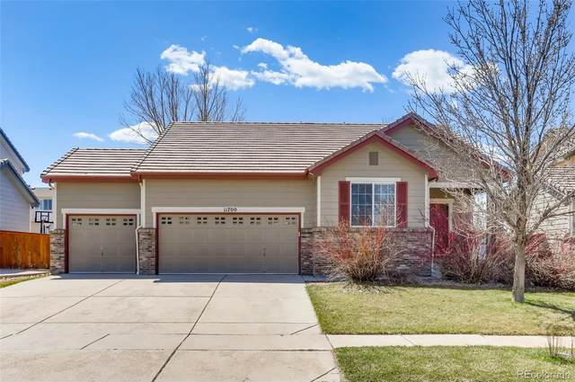 11700 E 118th Avenue, Commerce City, CO 80640 (MLS #7420614) :: Wheelhouse Realty