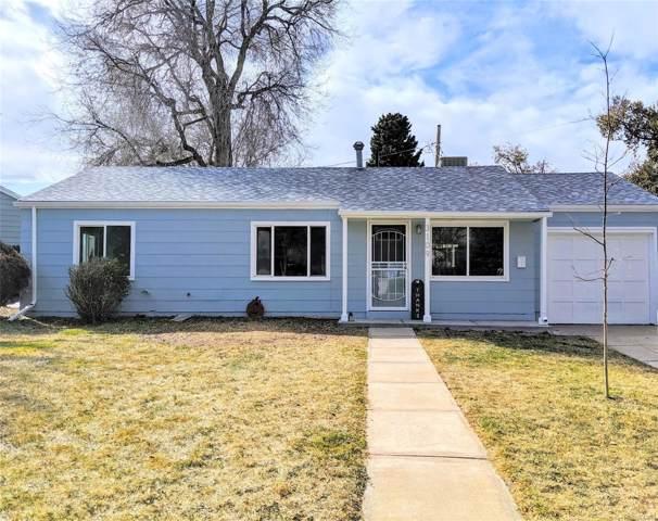 3109 S Glencoe Street, Denver, CO 80222 (MLS #7420826) :: Bliss Realty Group