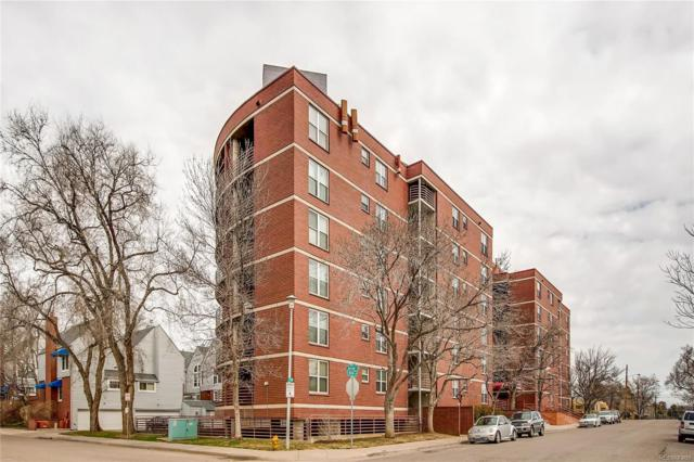 5955 E 10th Avenue #302, Denver, CO 80220 (#7421154) :: The Heyl Group at Keller Williams