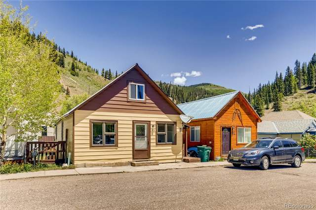 176 Monument Street, Red Cliff, CO 81649 (MLS #7421228) :: 8z Real Estate