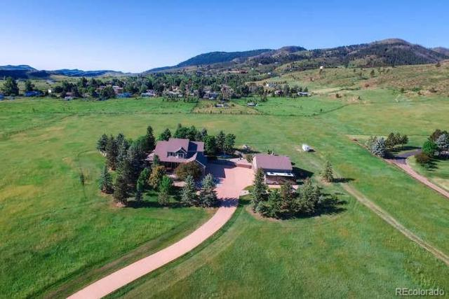 6021 Red Ridge Trail, Bellvue, CO 80512 (#7421327) :: The Peak Properties Group