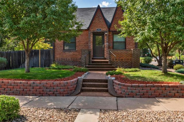 2443 Newton Street, Denver, CO 80211 (#7421475) :: The Galo Garrido Group